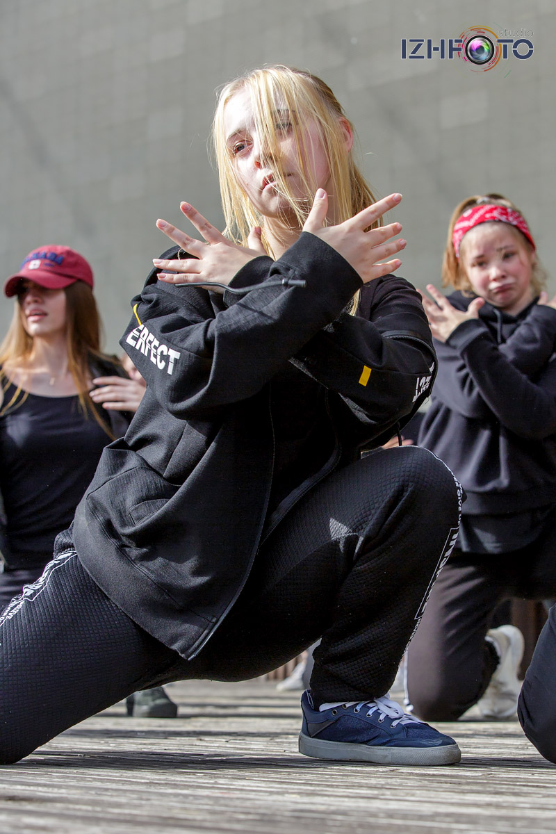 Занятия танцами для детей в Ижевске