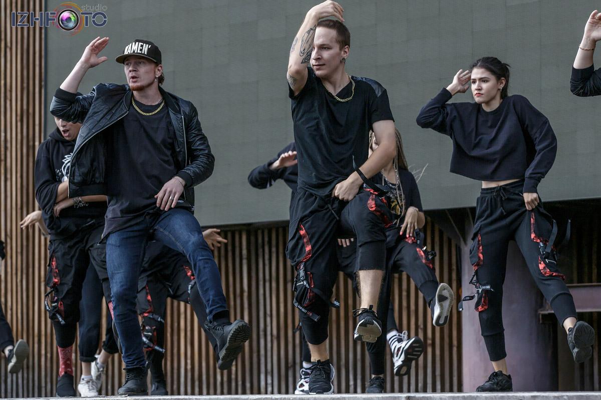 Танцы в Ижевске Фото