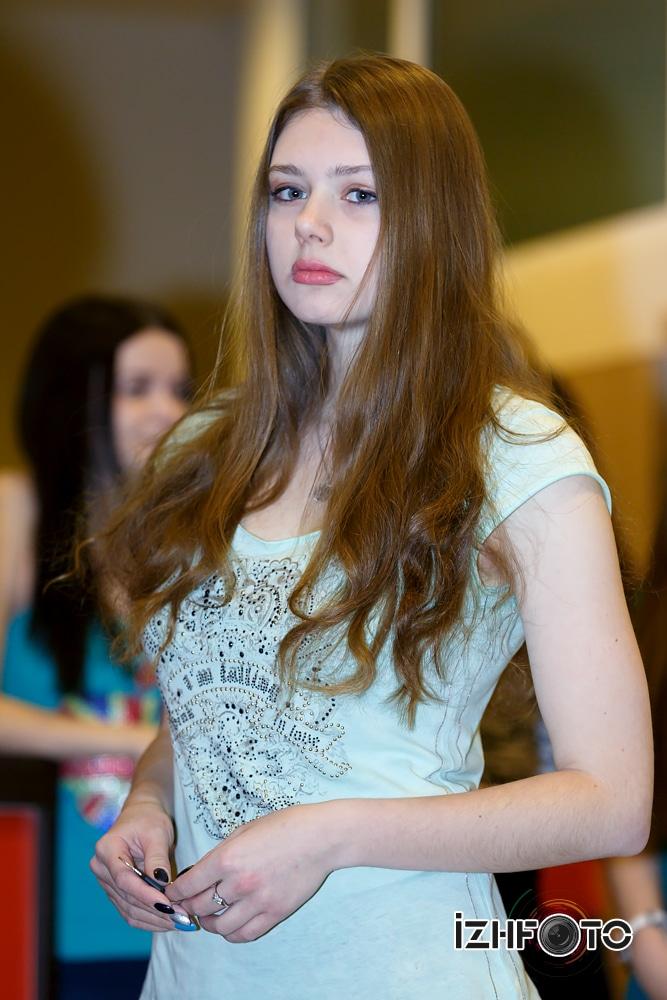 Мисс Русское Радио в Ижевске 2015