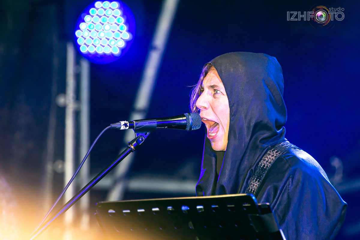 Концерт группы Мумий тролль Фото