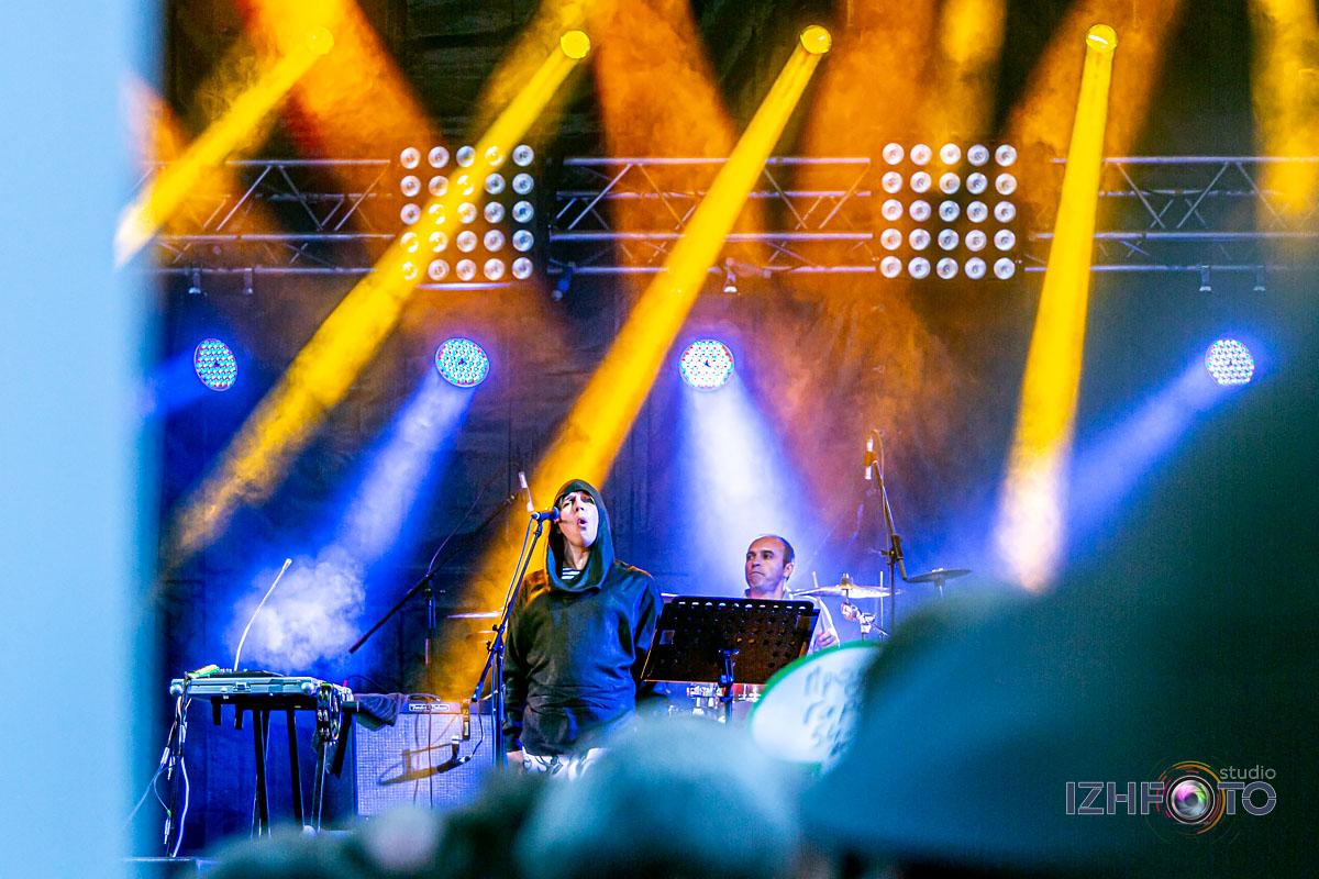 Фото с концертов в Ижевске