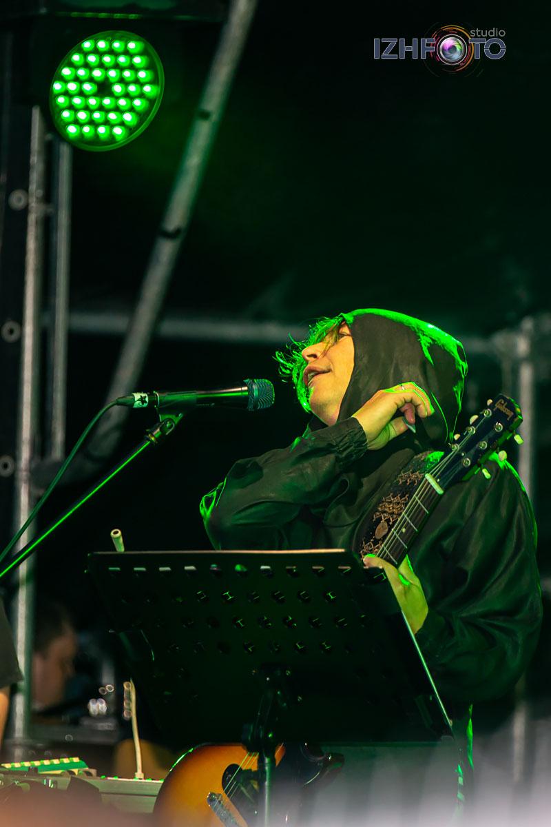 Концерты на Центральной площади Ижевска