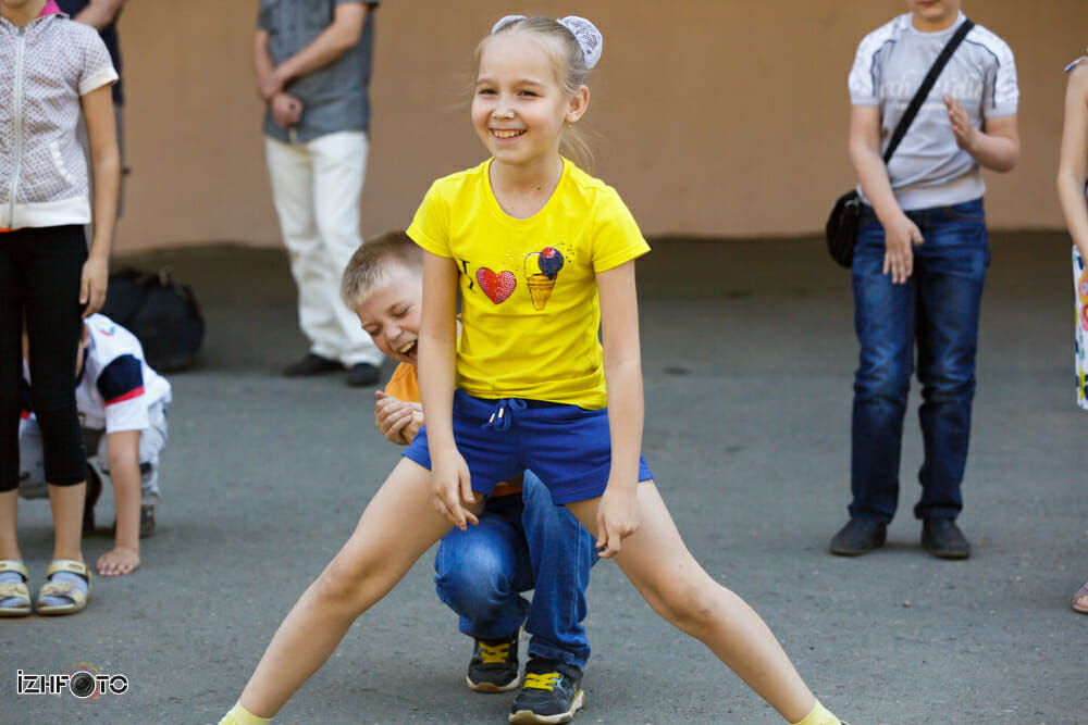 Школьные лагеря в Ижевске
