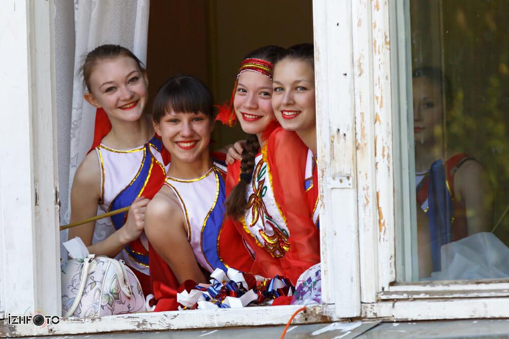 Городской школьный лагерь Ижевск