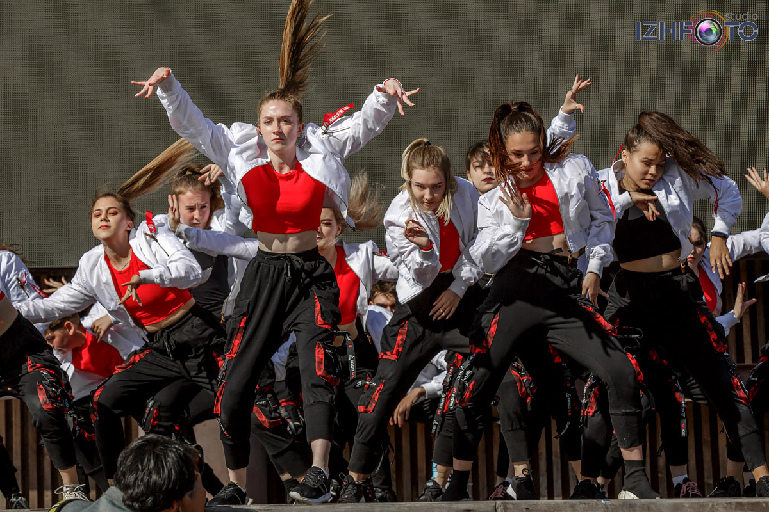 Презентация танцевального сезона Фото
