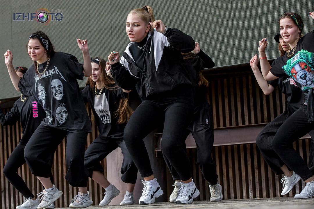 Презентация танцевального сезона 2020-2021 в Ижевске Фото