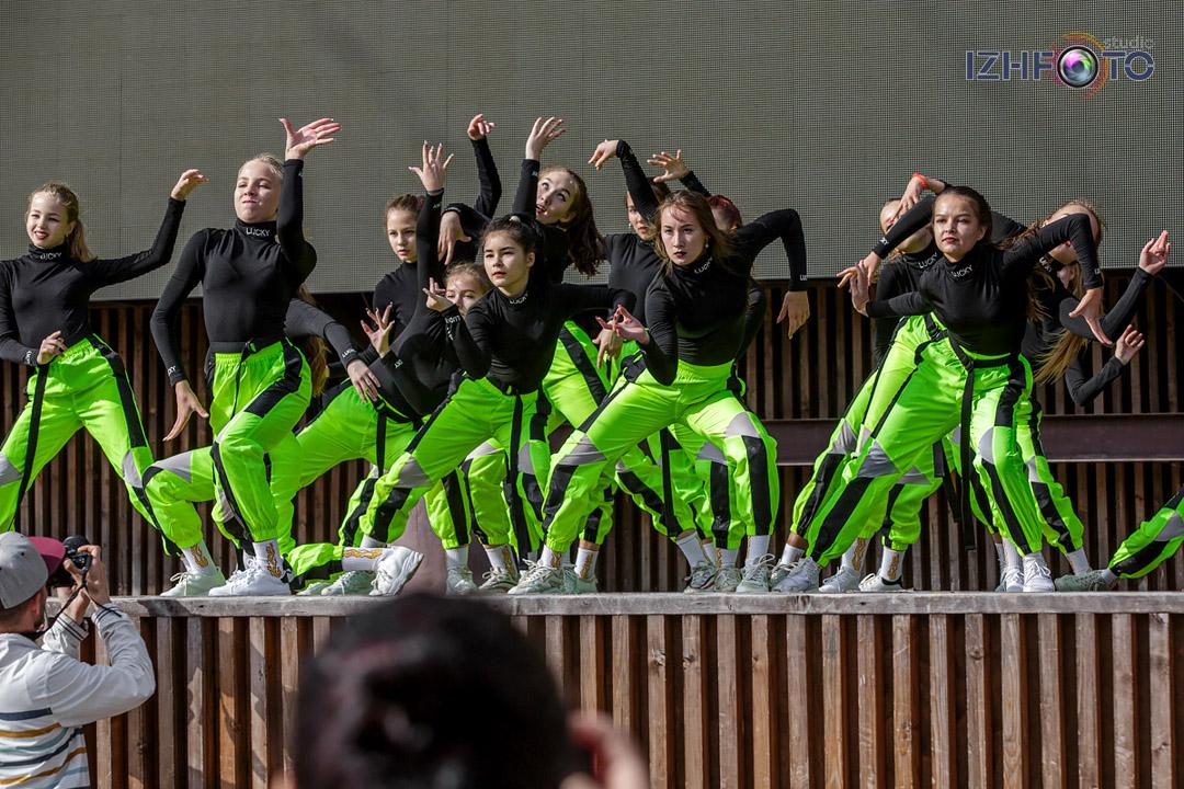 AhTeam - Школа танцев Non-Stop