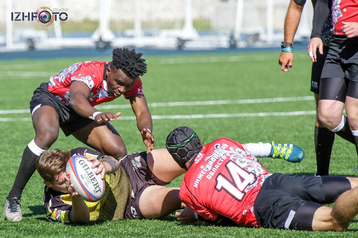 Фото команды Rugby Ufa
