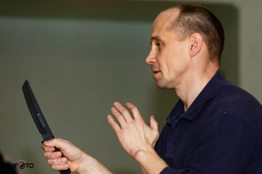 Обучение ножевому бою в Ижевске