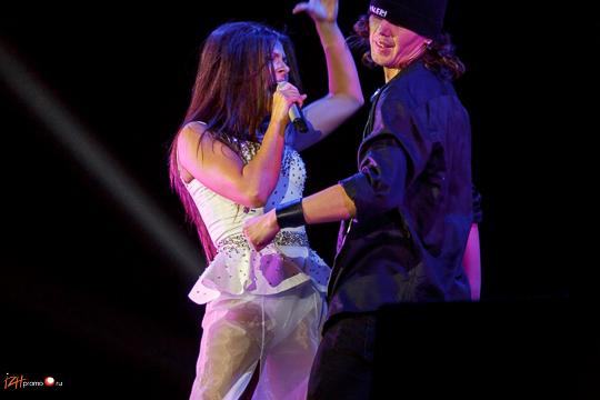 Лауреат премии RU.TV-2012 (в номинации Лучшая певица) - Нюша