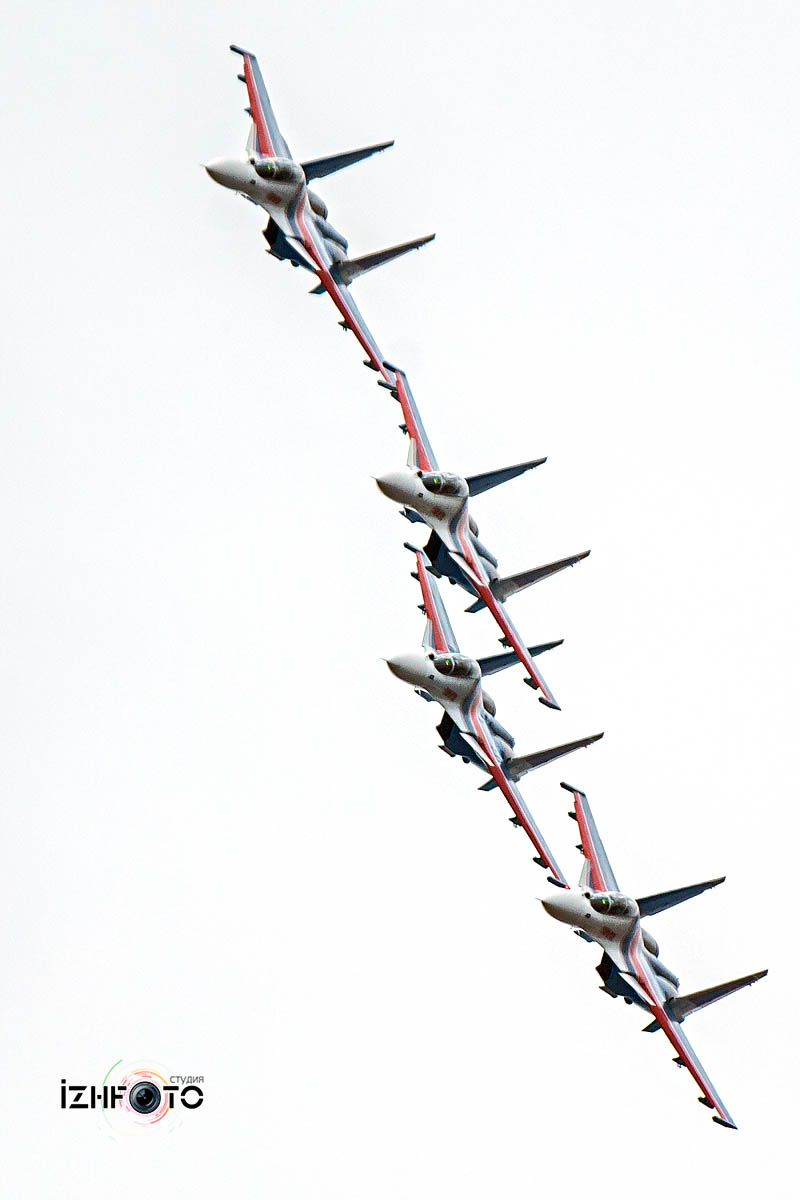 Фигуры высшего пилотажа Фото