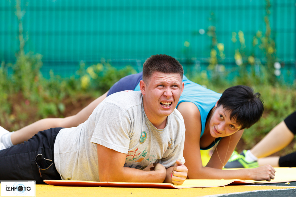 Тренировки в Ижевске