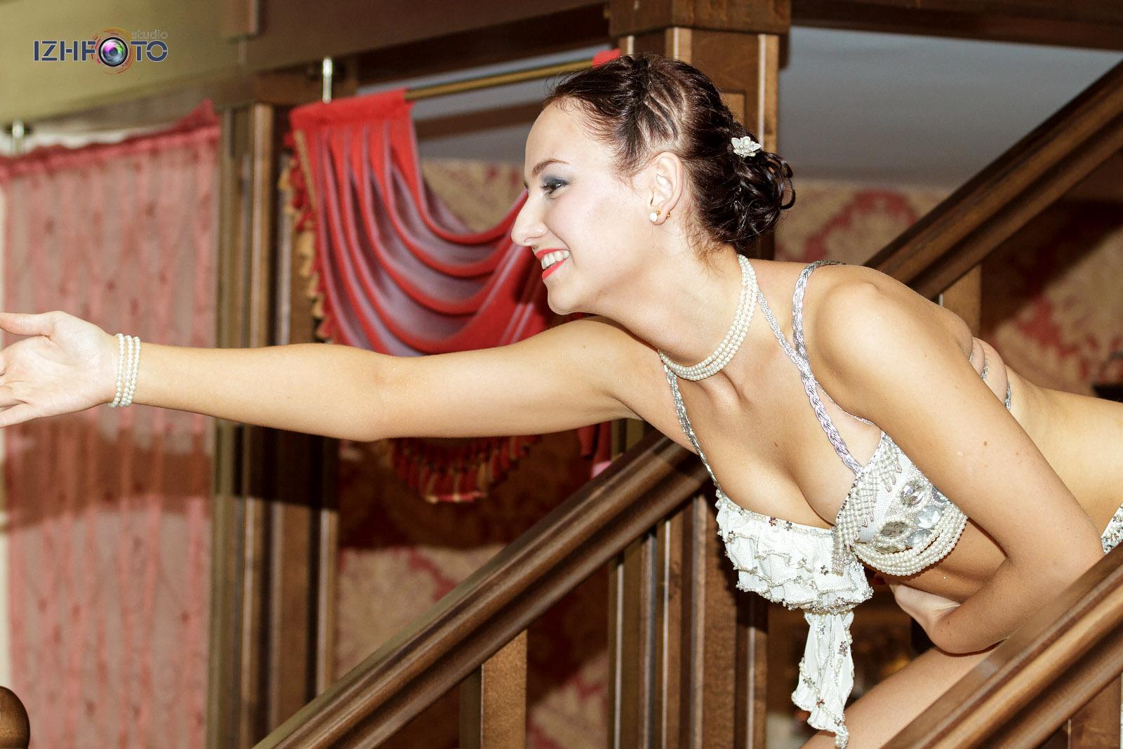 Восточные танцы в Ижевске