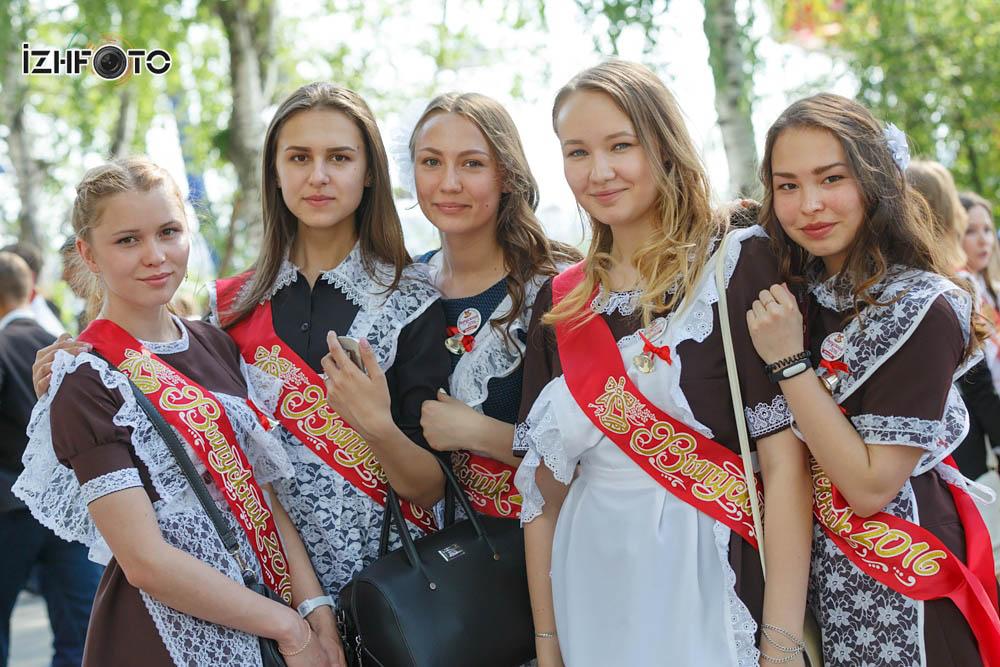 Выпускной 2016 Ижевск