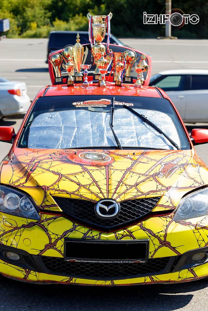 Чемпионат по автозвуку 2015