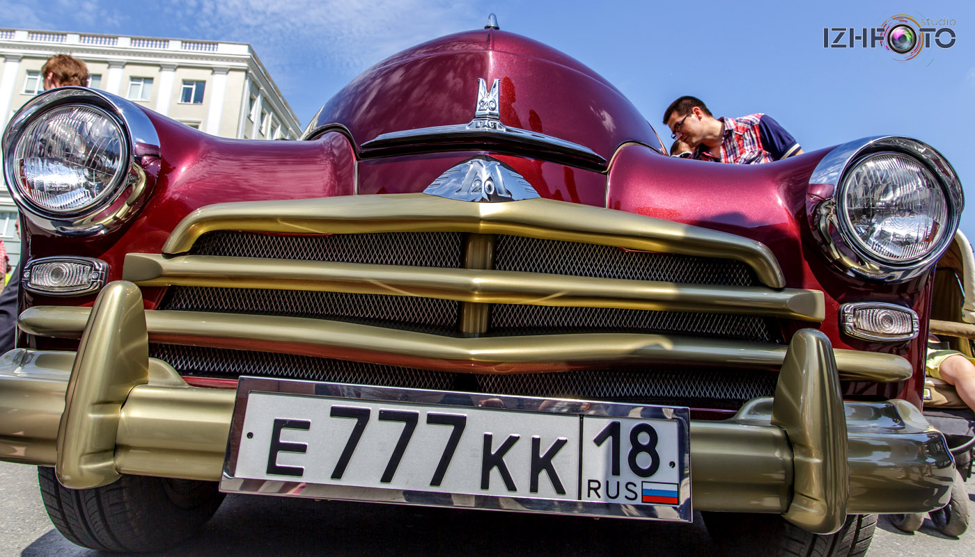 ГАЗ-М-20 Автомобиль Победа Фото
