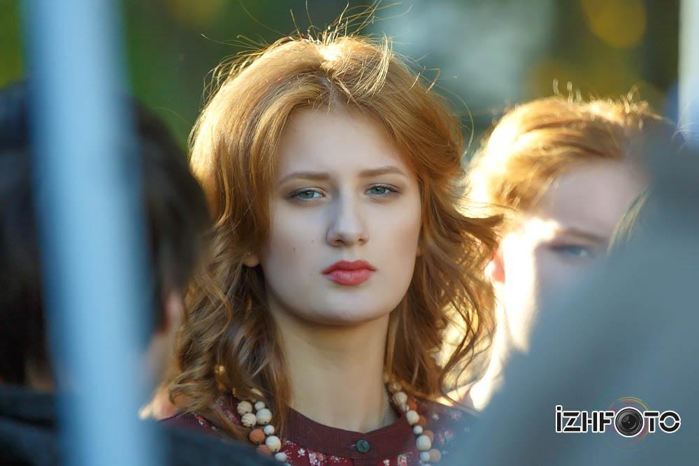 Рыжая красавица Ижевск