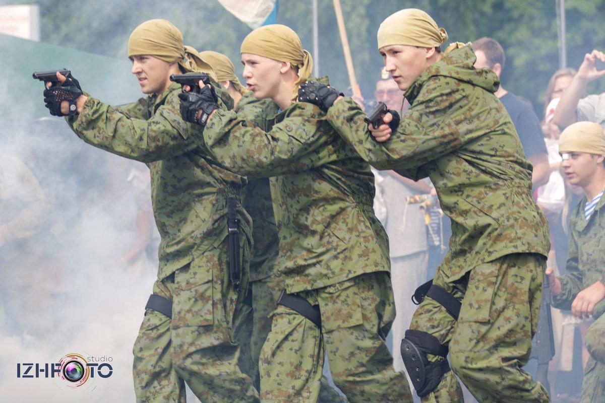 Комплексная подготовка к службе в рядах Российской Армии