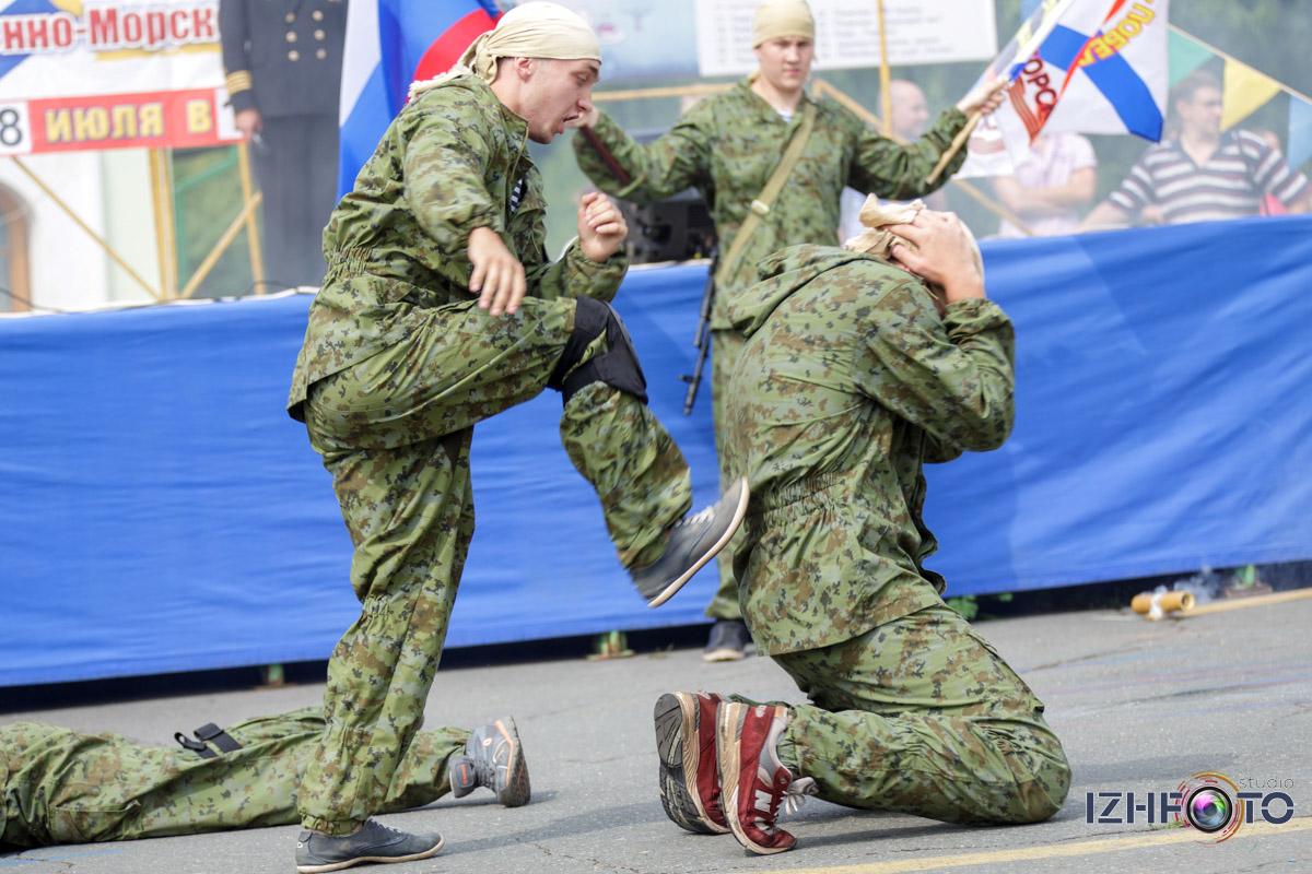 Подготовка к армии в Ижевске Фото
