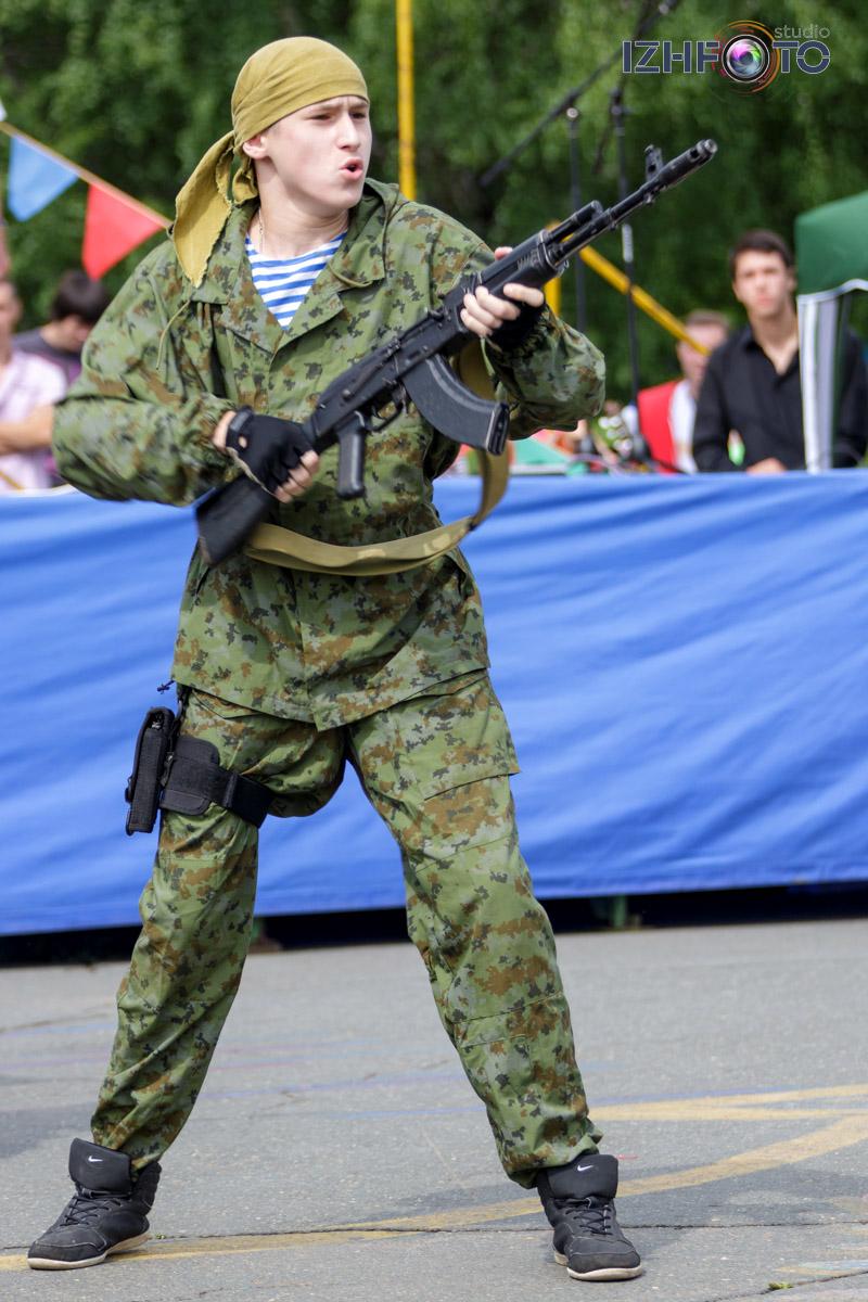 Военно-патриотический центр специального назначения Росич, Ижевск