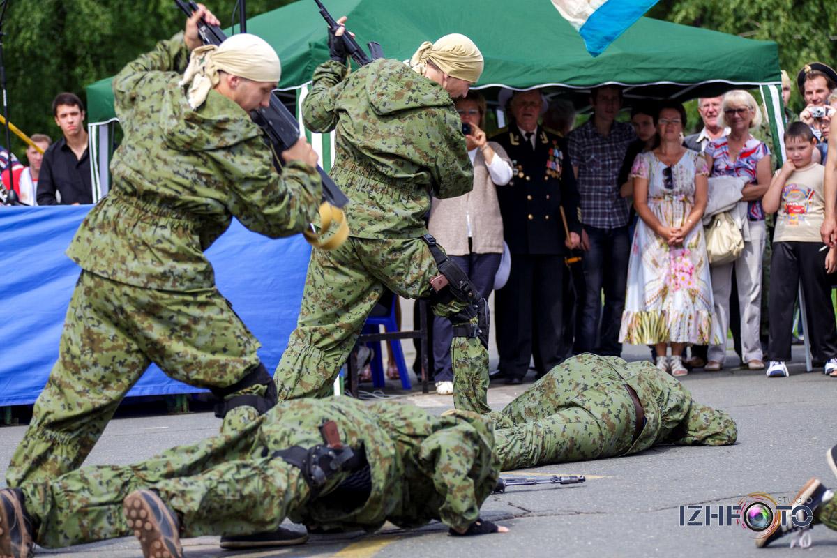 Военно-патриотические клубы Ижевска