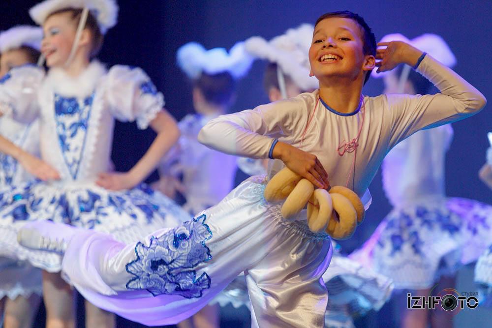 Образцовый коллектив Театр танца Розовый слон