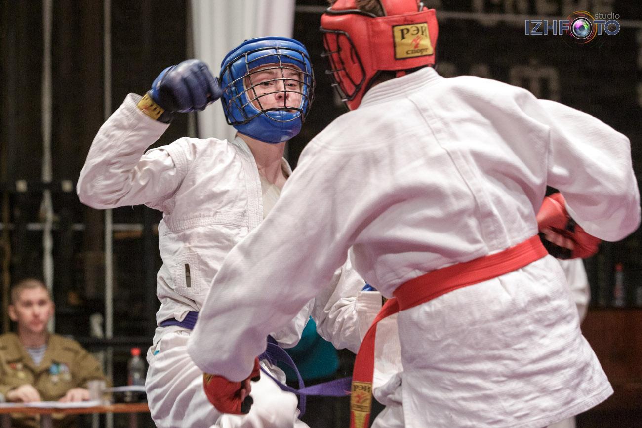 Спортивные единоборства Ижевск Фото