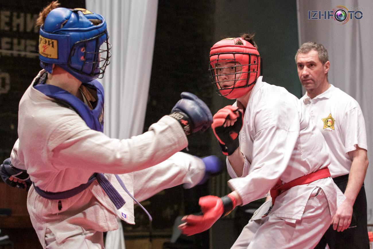 Боевые искусства в Ижевске секции и школы