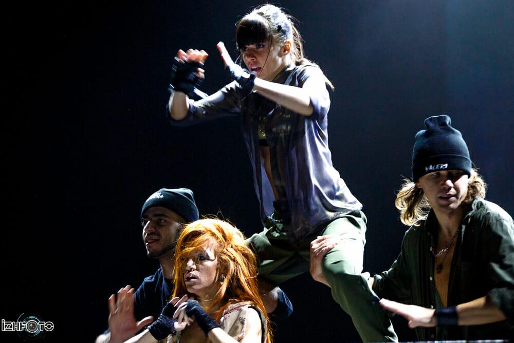 Танцевальный коллектив «Rush Style» — это один из лучших  коллективов России.