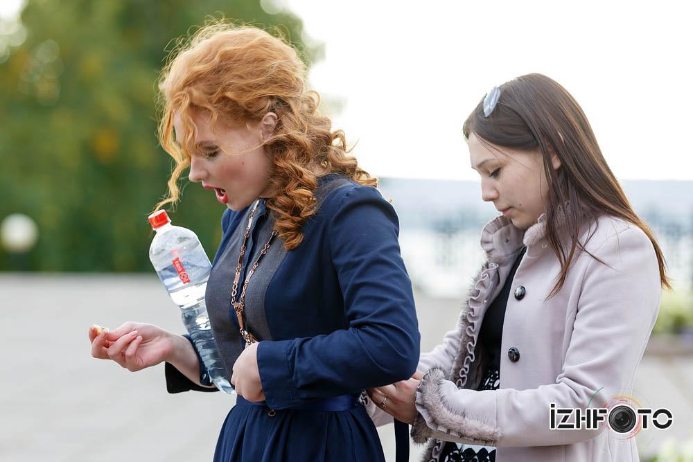 Рыжая красавица 2014 Ижевск