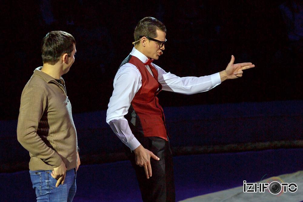 Фестиваль циркового искусства 2015 Ижевск
