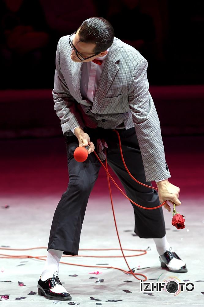 Cesar Dias clown Portugal