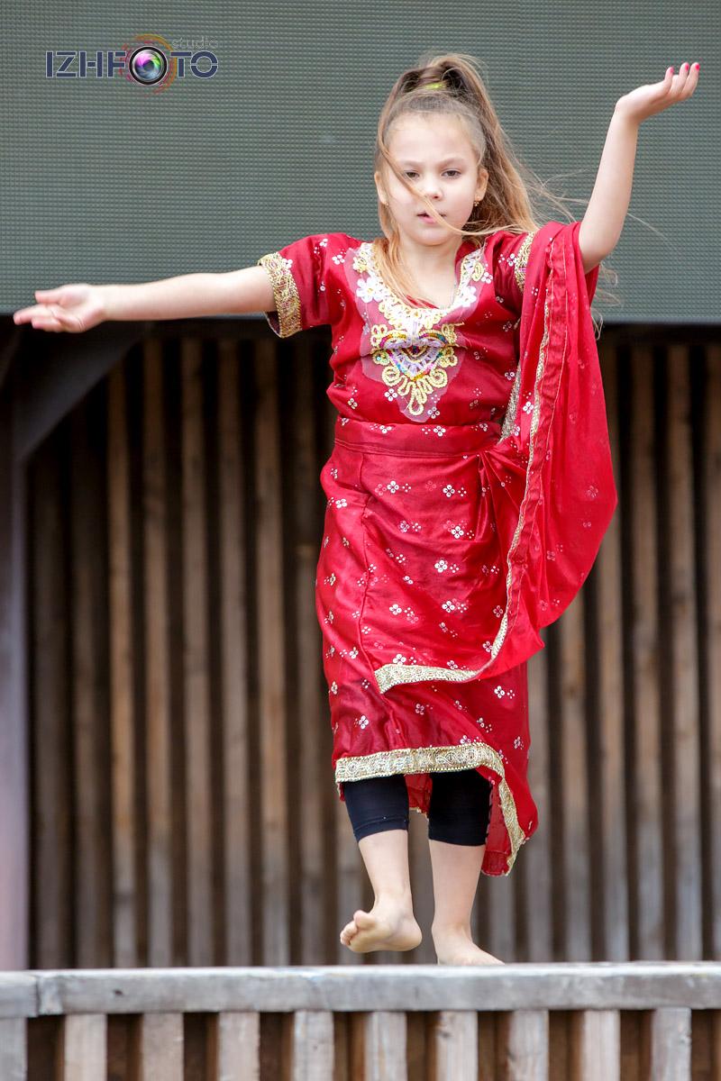 Индийские танцы для детей Фото