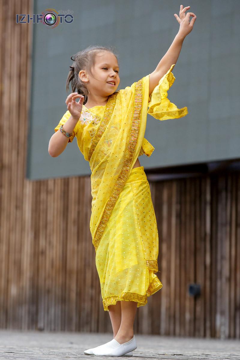 Обучение индийским танцам в Ижевске Фото
