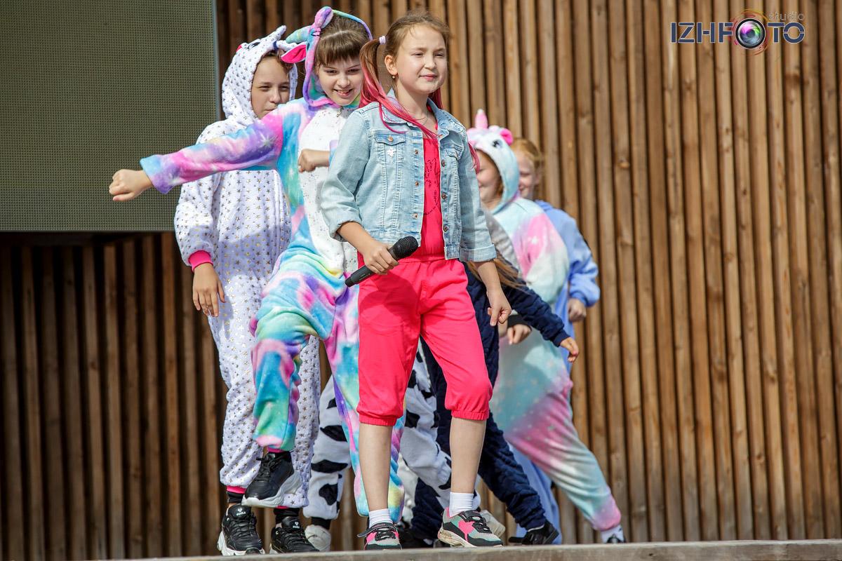 Школа современного танцевального спорта шоу А5