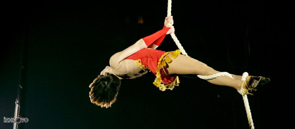 Фото украинской гимнастки Милены Сидоренко