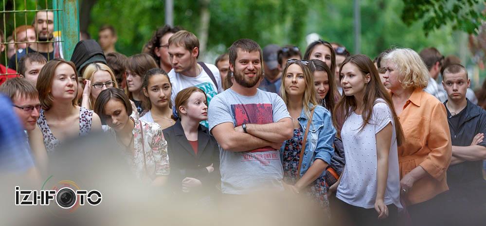 Открытый город Ижевск Фото