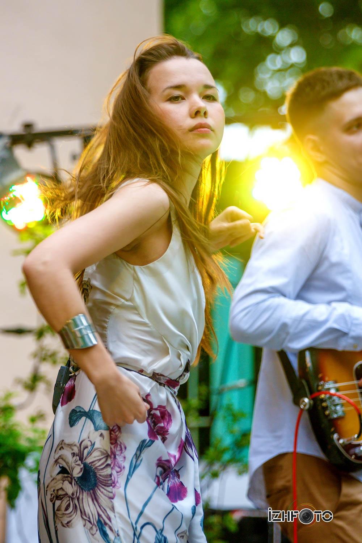 Фестиваль Открытый город Ижевск