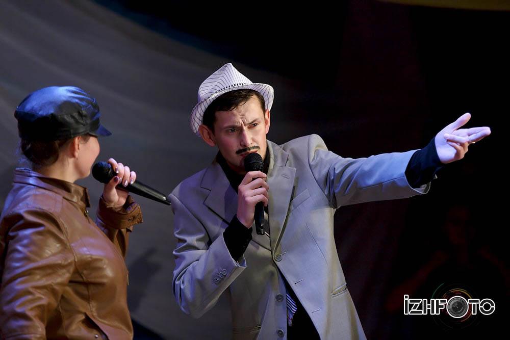 Слет студенческих отрядов ПФО Ижевск
