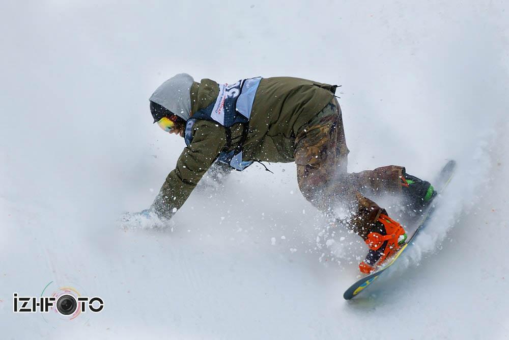 Соревнования по сноуборду 2015