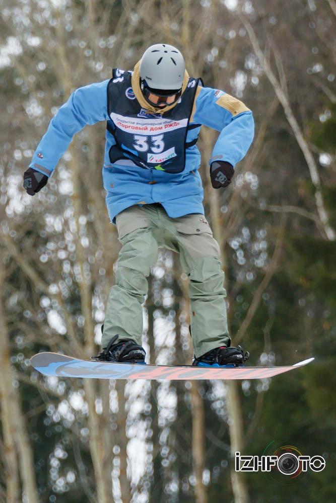 Сноуборд в Ижевске