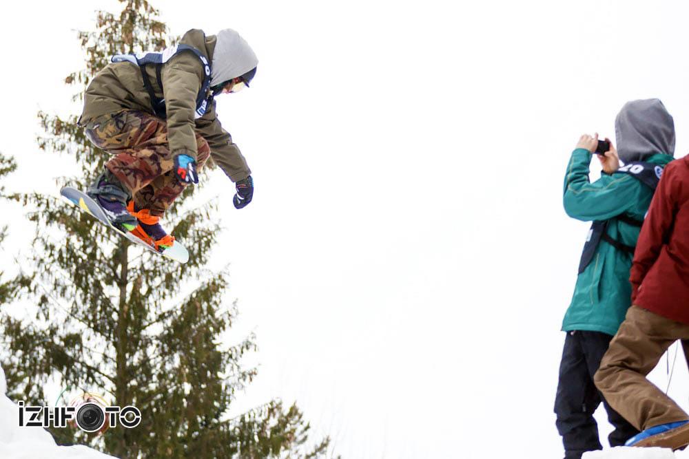 Сноубордисты Фото
