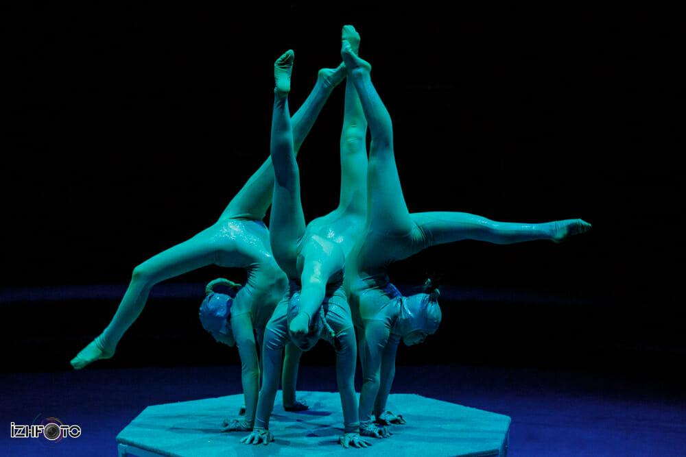 7-й международный фестиваль циркового искусства Ижевск