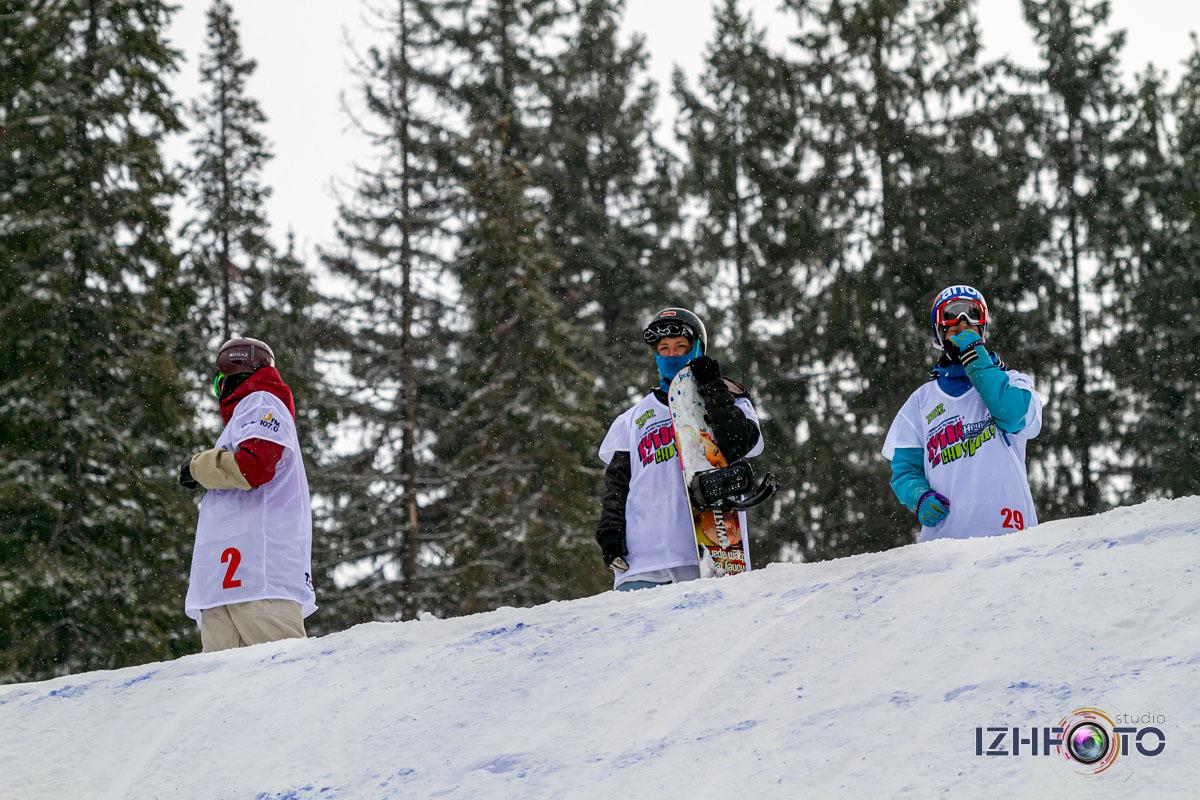 Трассы для сноуборда Фото