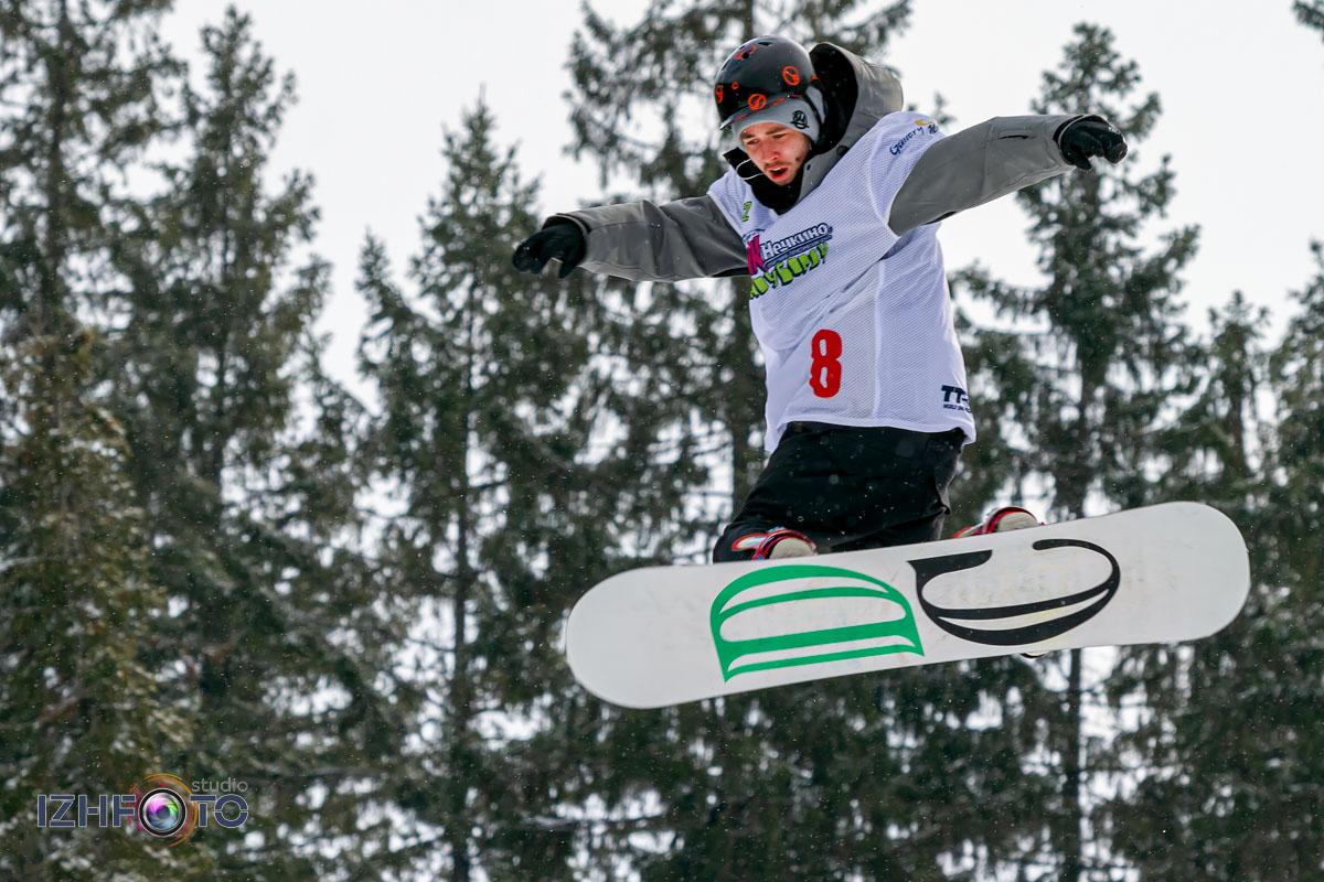 Горнолыжный сноуборд Фото