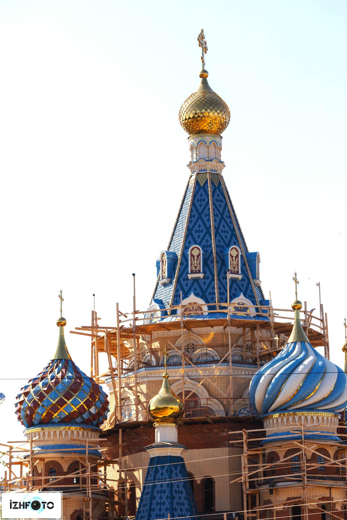Храмы и Соборы Ижевска