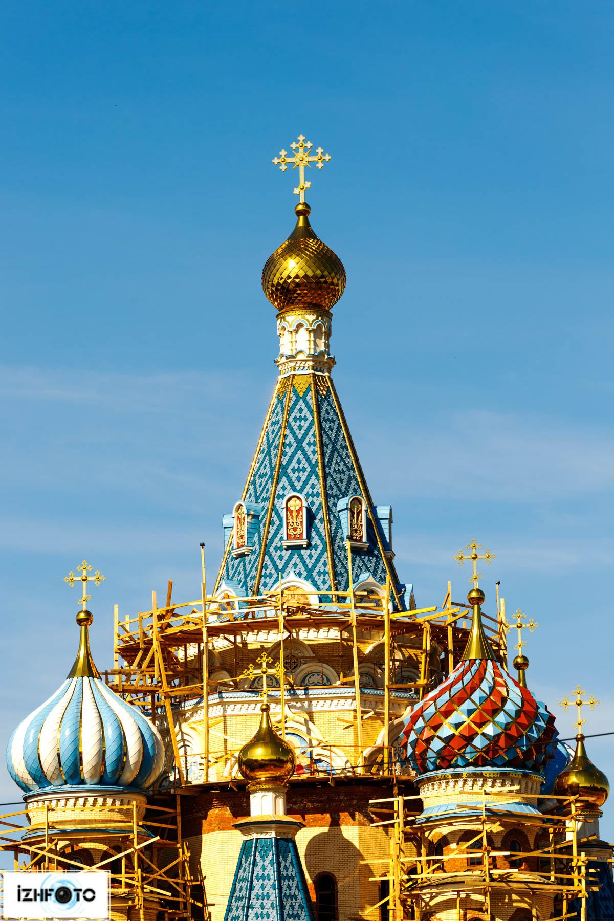 православные храмы ижевска