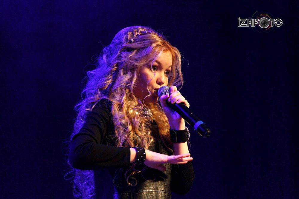 Сольный концерт Арины Петровой