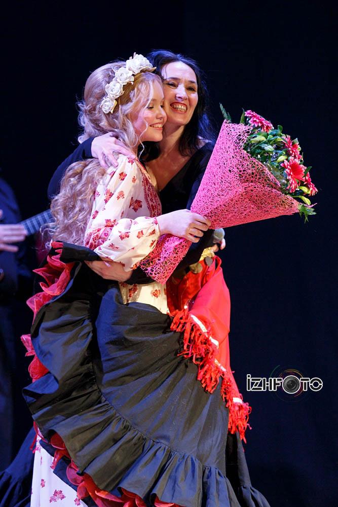 Сольный концерт Арина Петрова Фото