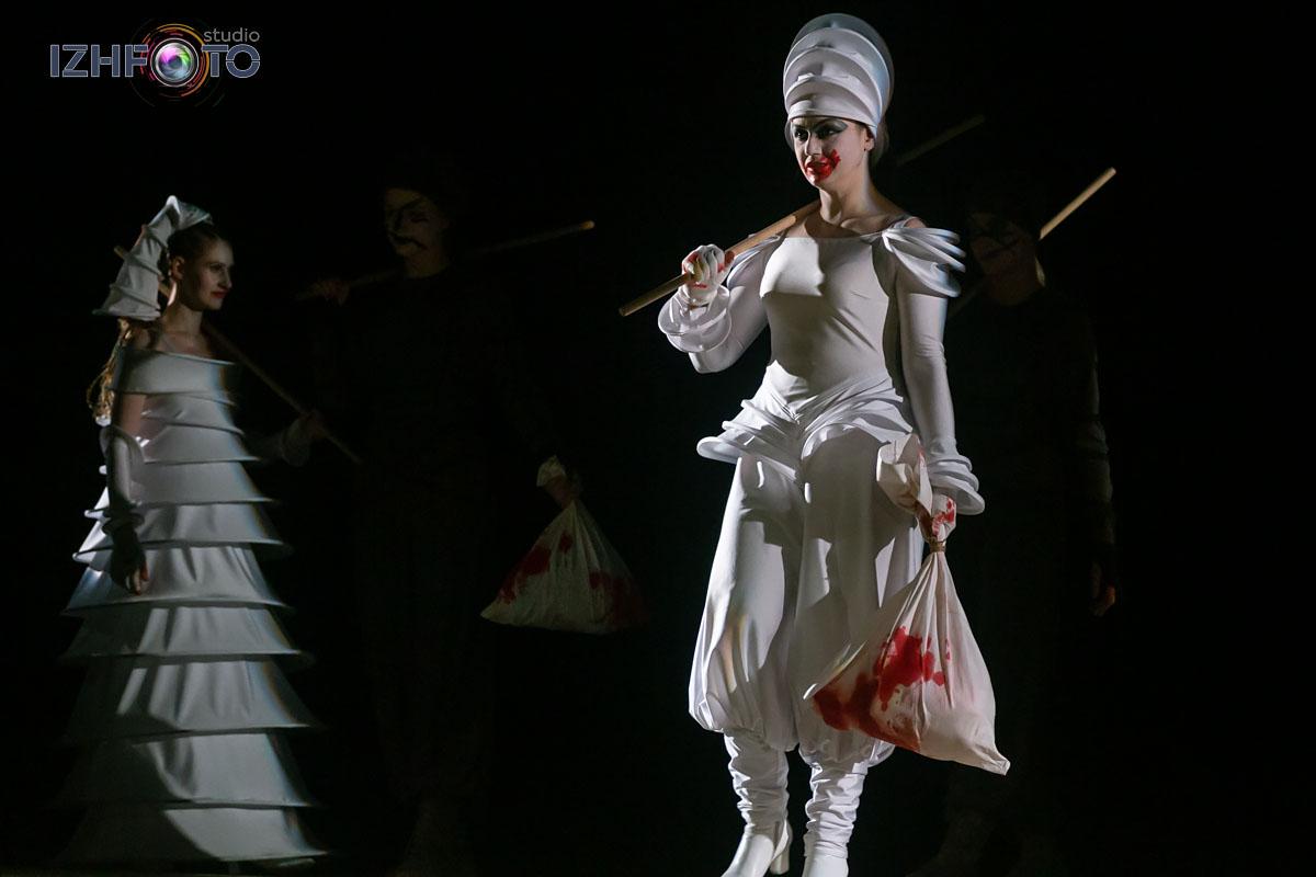 Спектакль Сон в летнюю ночь в Ижевске